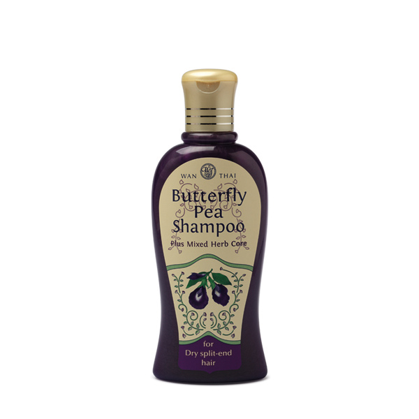 Butterfly Pea Shampoo For Dry Hair