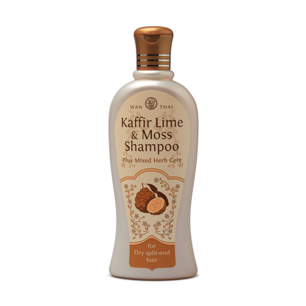 Kaffir Lime & Moss Shampoo For Dry split-end hair