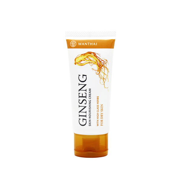 Ginseng Skin Nourishing Cream for Dry skin