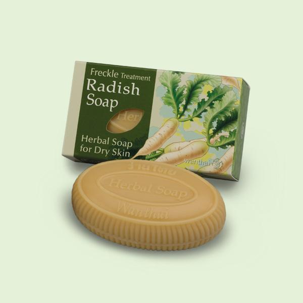 Radish Soap (For dry skin)