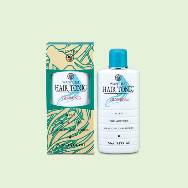 Ginseng Hair Tonic