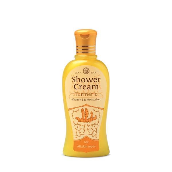 Shower Cream Turmeric & Honey
